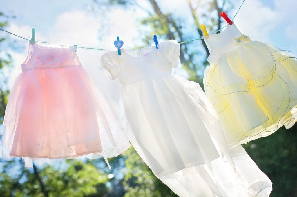clothesline - natural drying